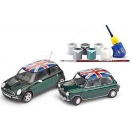 REVELL Mini Cooper Set Model do składania