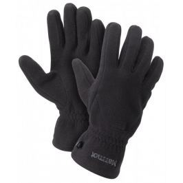 Marmot Fleece Glove True Black L
