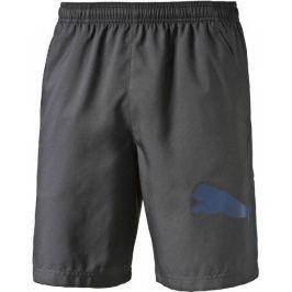 Puma spodenki męskie Pt Ess Dry Branded Wvn Short Asphalt-Ato XS