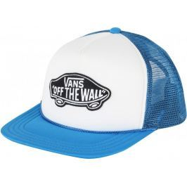 Vans czapka z daszkiem Classic Patch Trucker White-Imperial Blue