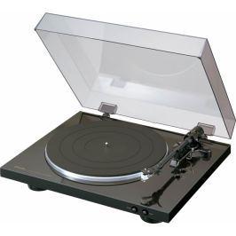 DENON gramofon DP-300F, czarny