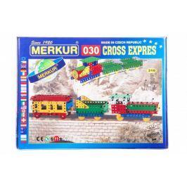 Merkur Zestaw konstrukcyjny Pociąg express 030