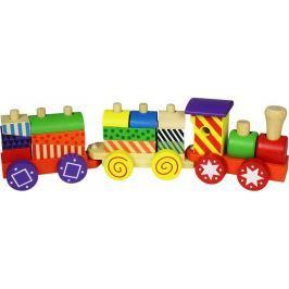 Marionette Ciuchcia z wagonami, 17 części
