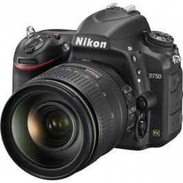 Nikon lustrzanka cyfrowa D750 + 24 - 120 mm VR