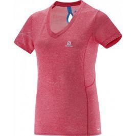 Salomon koszulka z krótkim rękawem Park Ss Tee W Lotus Pink S