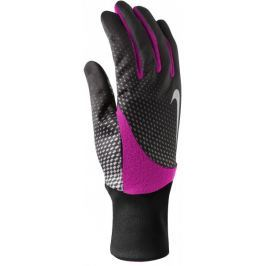 Nike rękawice do biegania Women's Element Thermal 2.0 Run Gloves Black/Vivid Pink M