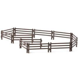 Schleich model ogrodzenia dla koni
