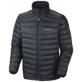 COLUMBIA kurtka Platinum 860 TurboDown Down Jacket Black S