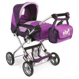 Bayer Chic Wózek dla lalek BAMBINA, fioletowy