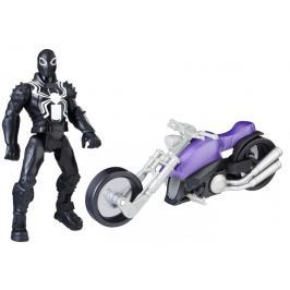 Spiderman 15cm figurka s vozidlem Agent Venom