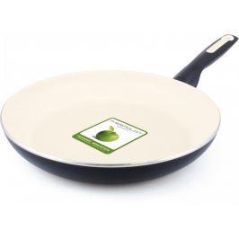 GreenPan patelnia Rio 28 cm, kremowa