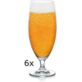 Tescoma zestaw kieliszków do piwa CREMA 500 ml, 6 szt.