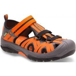 Merrell sandały Hydro Hiker Sandal Jr orange/grey 5 (37)