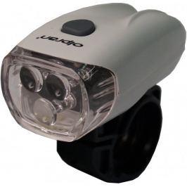 Olpran Przednia lampka rowerowa 3 super White LED White