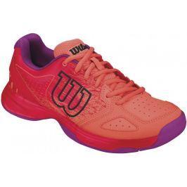 Wilson buty tenisowe Kaos Comp Jr Rad Red/Cor Punch/Pink 33.3