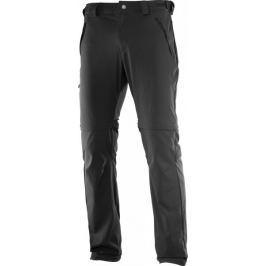 Salomon Wayfarer Zip Pant M Black 48