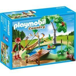 Playmobil Staw rybny 6816
