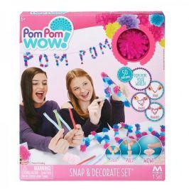 TM Toys Pom Pom Wow- Zestaw dekoracyjny 48535