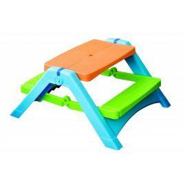 Marian Plast Składany stolik z ławkami
