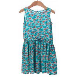 Primigi sukienka dziewczęca 104 turkusowy