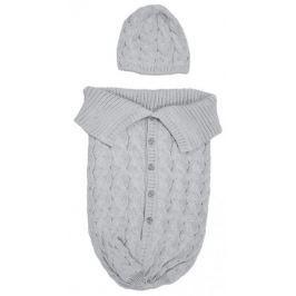 EKO Śpiworek Cocoon z czapeczką