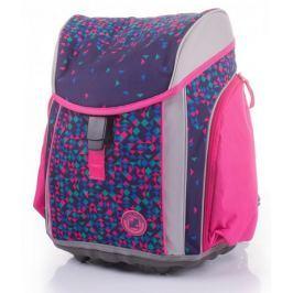Karton P+P anatomiczny plecak PREMIUM Pinky
