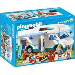 Playmobil Rodzinne auto kampingowe 6671