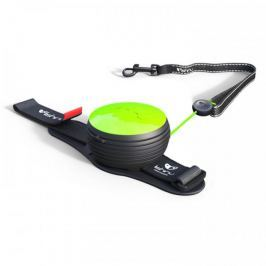 Lishinu Smycz Light Lock NEON do 8 kg, zielona