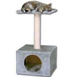Magic cat Miejsce do odpoczynku dla kota Hedvika 31x31x57 cm  szare