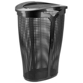 Tontarelli Koš na špinavé prádlo Ingrid 45 l czarny