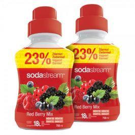 Sodastream Syrop owoce leśne 2x 750 ml