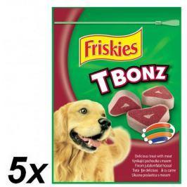 Friskies przysmak dla psa T-Bonz 5 x 150g