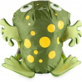 LittleLife Animal Kids SwimPak Plecak- Zielona Żaba L12040