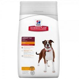 Hill's sucha karma dla psa SP Adult Light Chicken - 12 kg