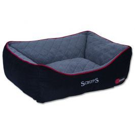 Scruffs Thermal Box Bed czarne rozm. S