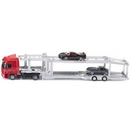 SIKU Ciężarówka z lawetą do przewozu aut