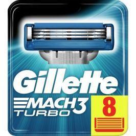 Gillette głowice do maszynki Mach3 Turbo Aloe - 8 szt.