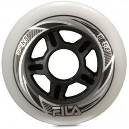 FILA Wheels 84Mm/83A White