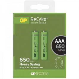GP baterie ReCyko+ 650 HR03 (AAA), 2 sztuki