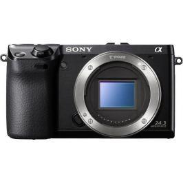 SONY aparat cyfrowy Alpha a6000 Body (ILCE6000), czarny