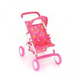Teddies Wózek dla lalek z baldachimem