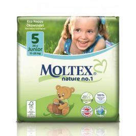 MOLTEX Pieluchy Junior 11-25 kg (26 szt.)
