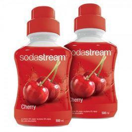 Sodastream Syrop wiśniowy 2x 500 ml