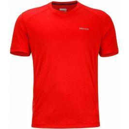 Marmot koszulka sportowa Windridge SS Scarlet Red S