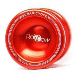 Teddies Jojo T6 Rainbow 5x4 cm czerwone