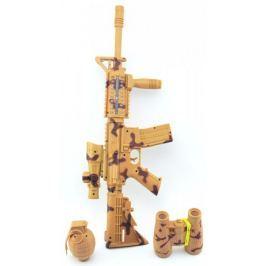 Teddies Pistolet maszynowy na baterie 57 cm