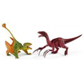 Schleich Zestaw Dimorfodon i Therizinosaurus 41425
