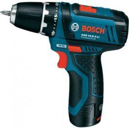 BOSCH Professional wiertarko-wkrętarka akumulatorowa GSR 10,8-2 Li (0601868109)