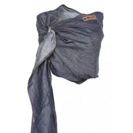 ByKay Lekkie nosidełko Ringsling Dark Jeans, M