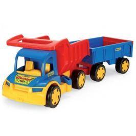 Wader Wywrotka z Przyczepą Gigant Truck 65100